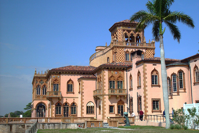 """The Ringling"" in Sarasota"