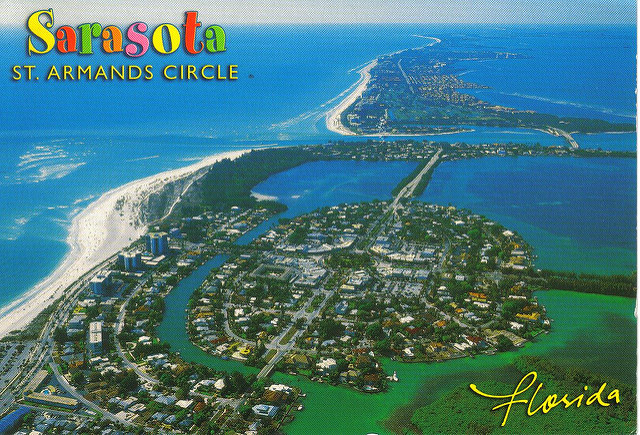 St.Armands Circle Sarasota