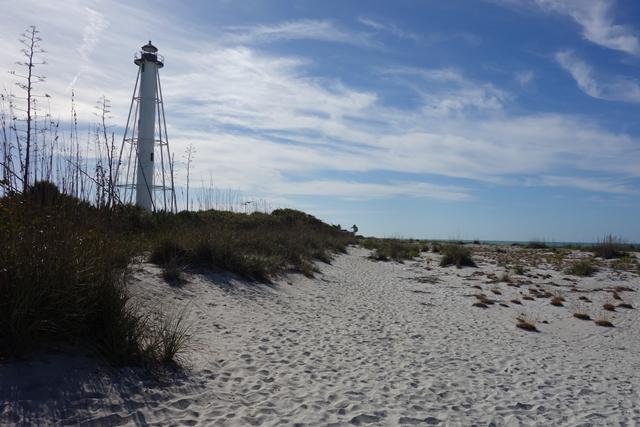 Boca Gande Lighthouse