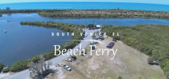 Beach Ferry - YouTube Video