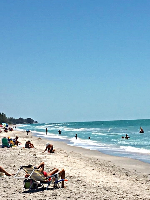 Best Beaches of SW Florida: Blind Pass Park Englewood ...