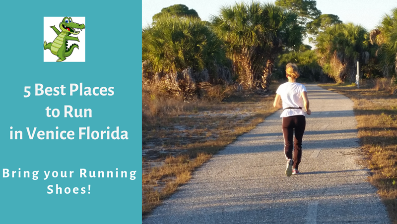 running in Venice Florida
