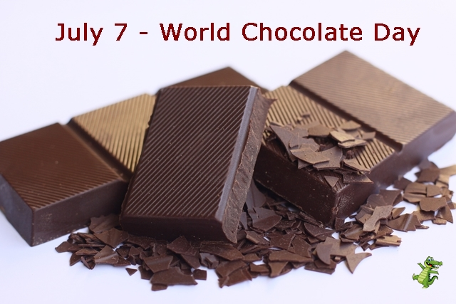Wordl Chocolate Day