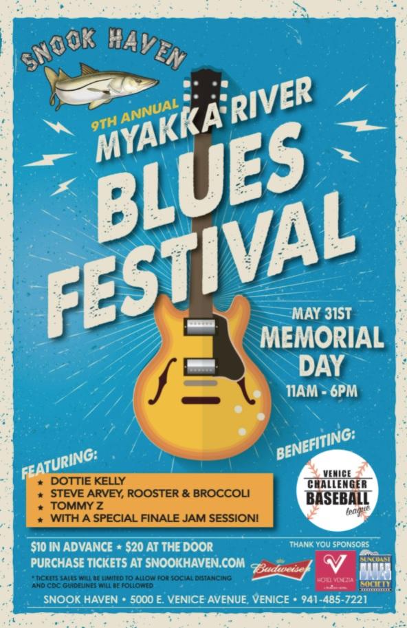 Myakka River Blues Festival